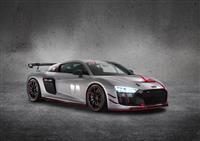 2017 Audi R8 LMS GT4 image.