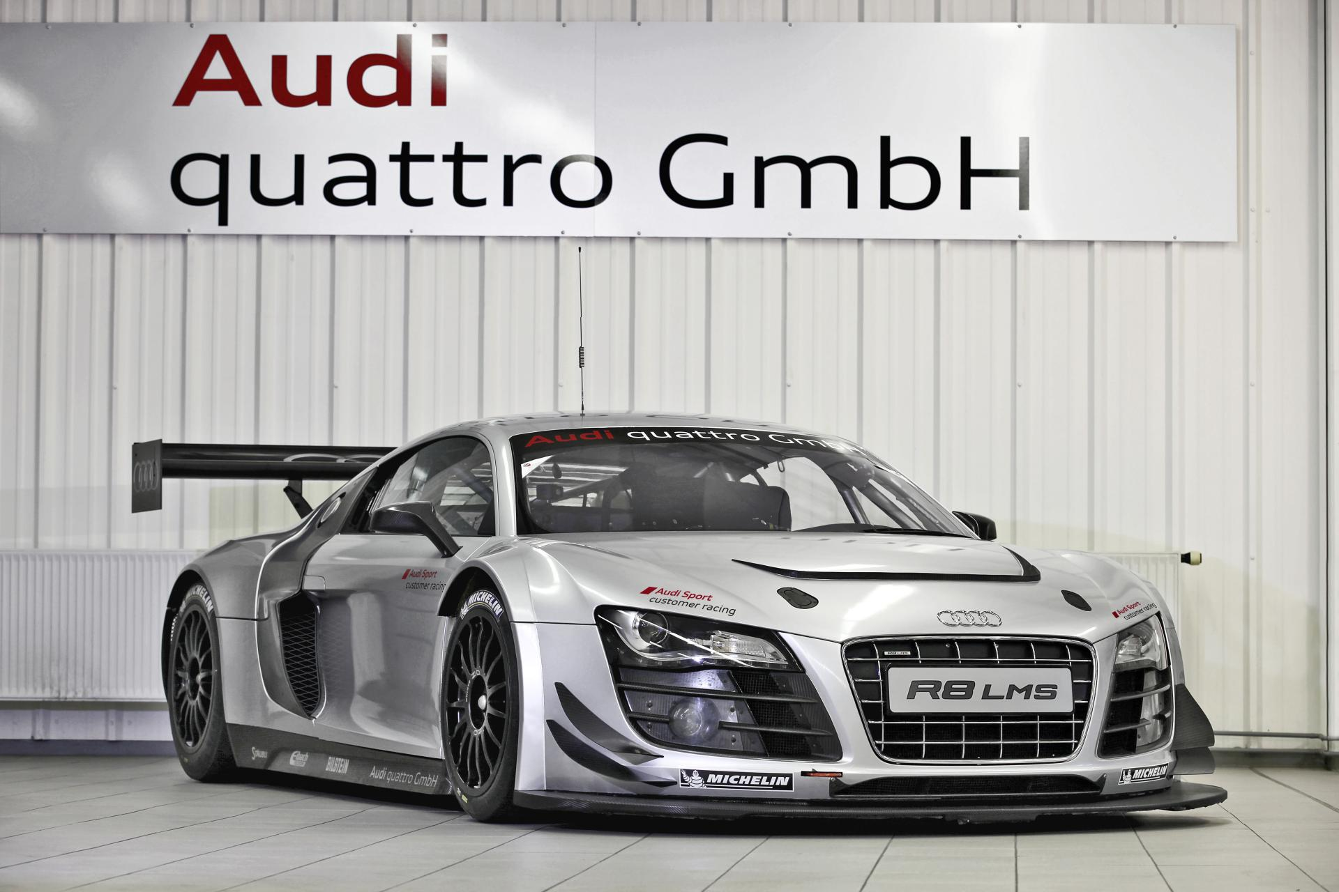 2012 Audi R8 LMS ultra News and Information, Research, and Pricing