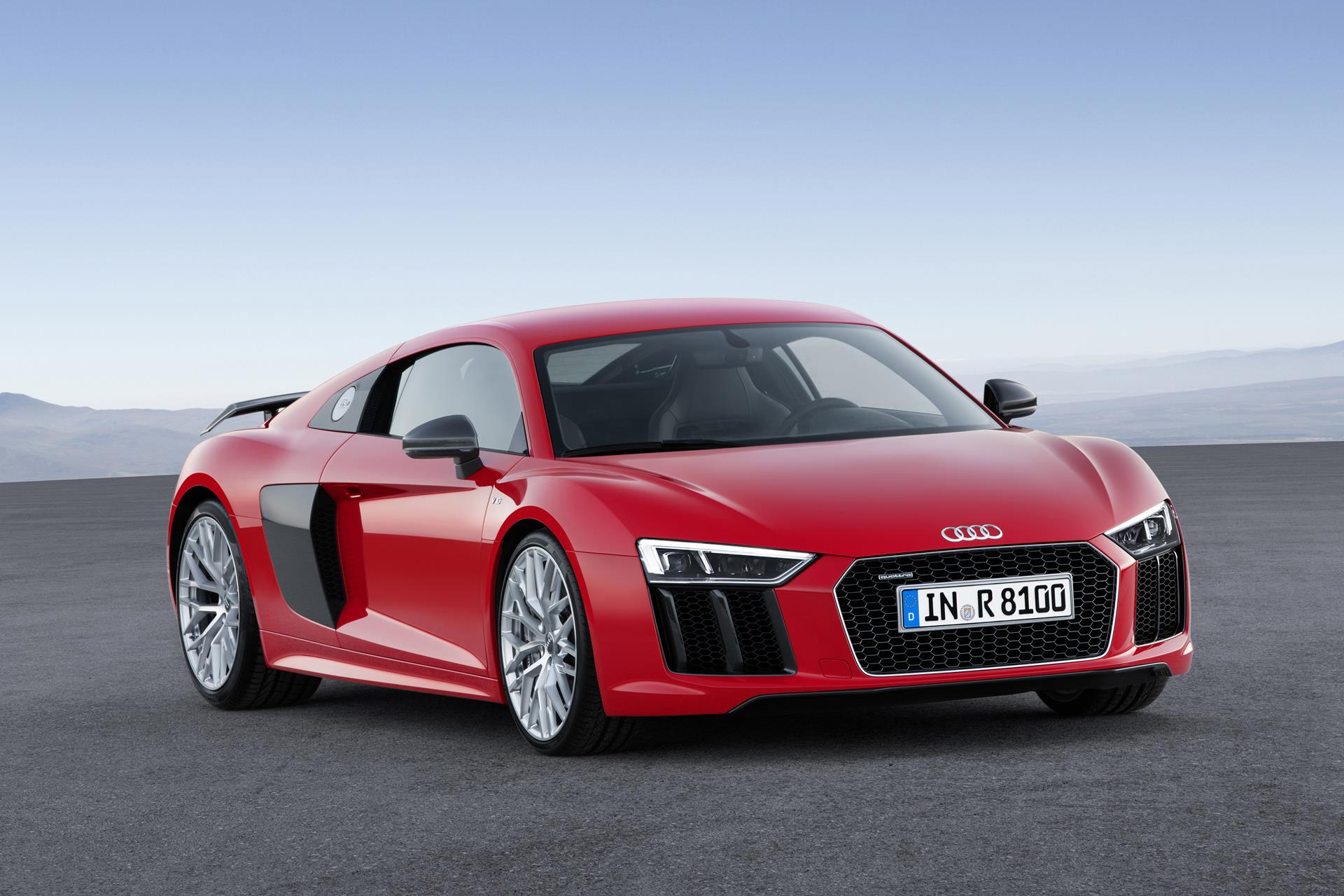 2016 Audi R8 V10 Plus Image Photo 9 Of 15