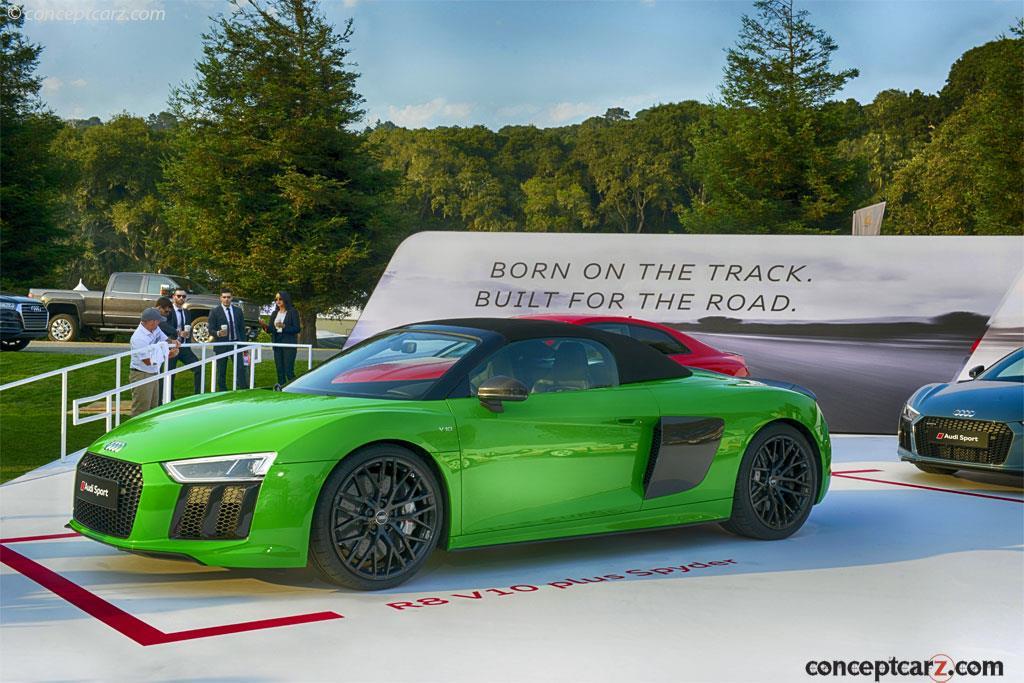 2018 Audi R8 V10 Plus Spyder 2018 Cars Models