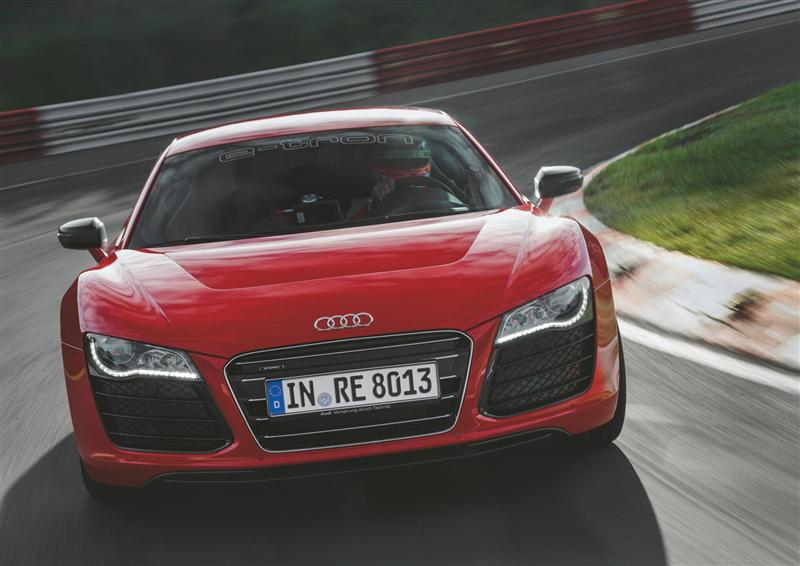 2012 Audi R8 E Tron News And Information Research And Pricing