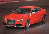 2011 Audi RS 5 image.