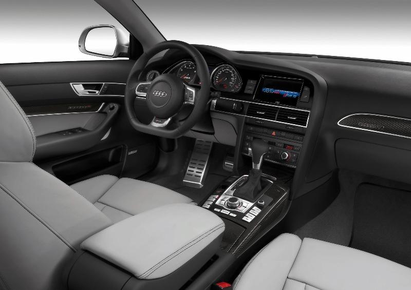 2008 Audi RS 6 Avant