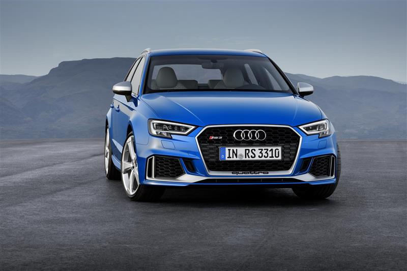 2017 Audi Rs 3 Sportback Image Photo 7 Of 8