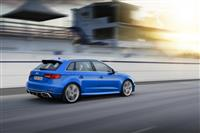 Image of the RS 3 Sportback