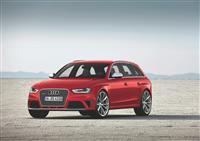 2013 Audi RS4 Avant image.