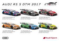 2017 Audi RS 5 DTM