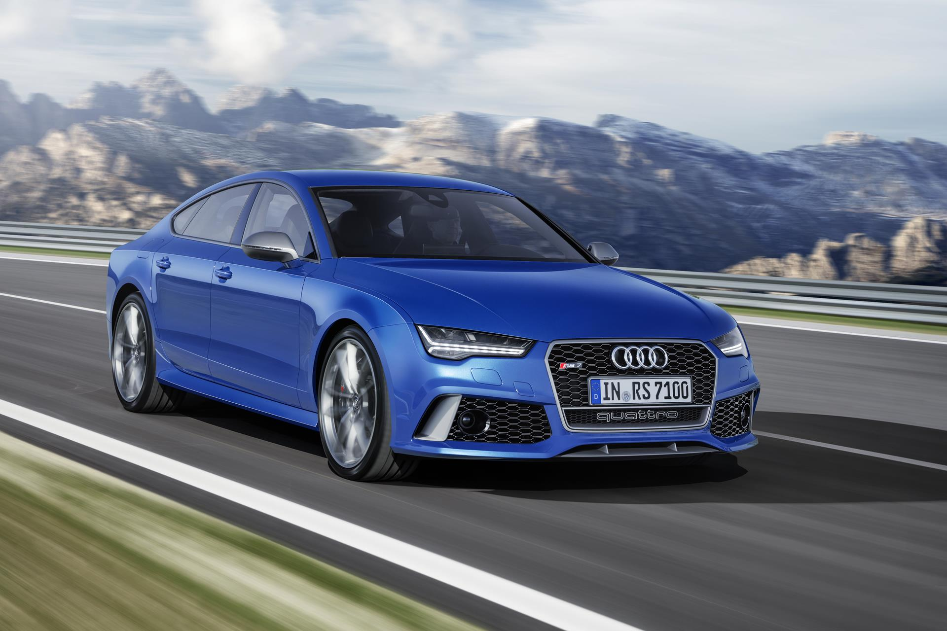 2016 Audi RS 7 Sportback Performance