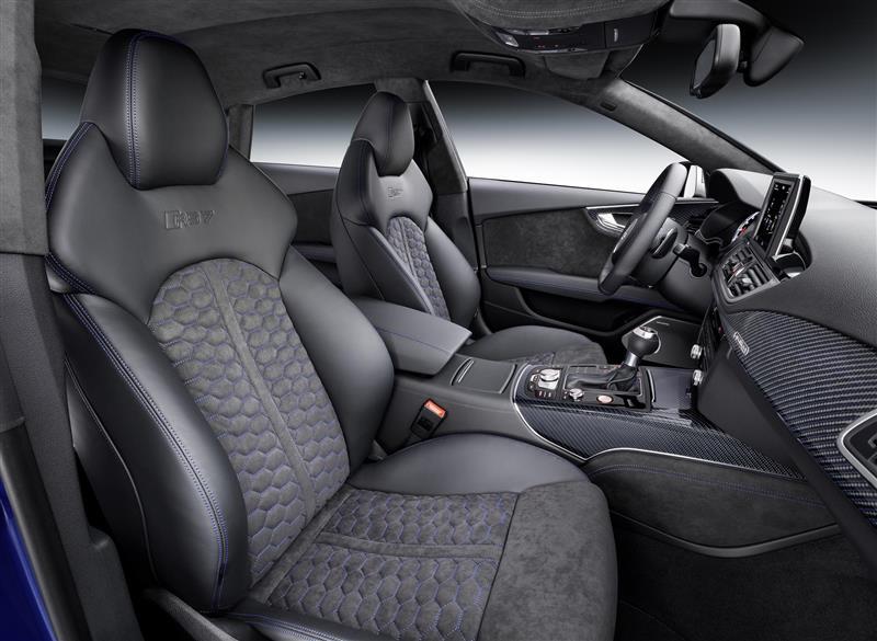2016 Audi RS 7 Sportback Performance