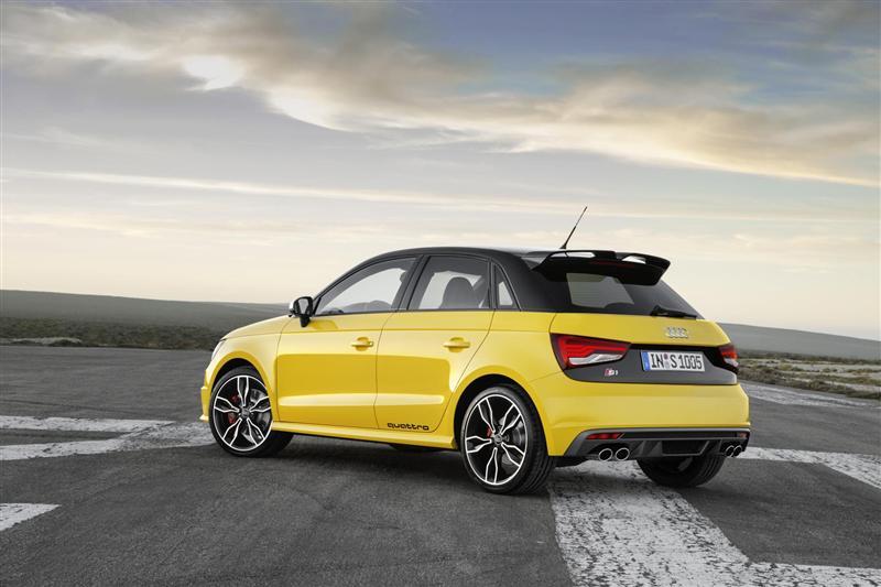 2015 Audi S1 Sportback Image Photo 17 Of 19