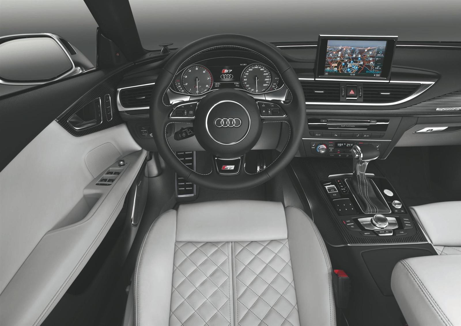 2012 Audi S7 Sportback