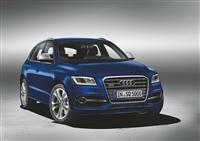 2013 Audi SQ5 TDI image.