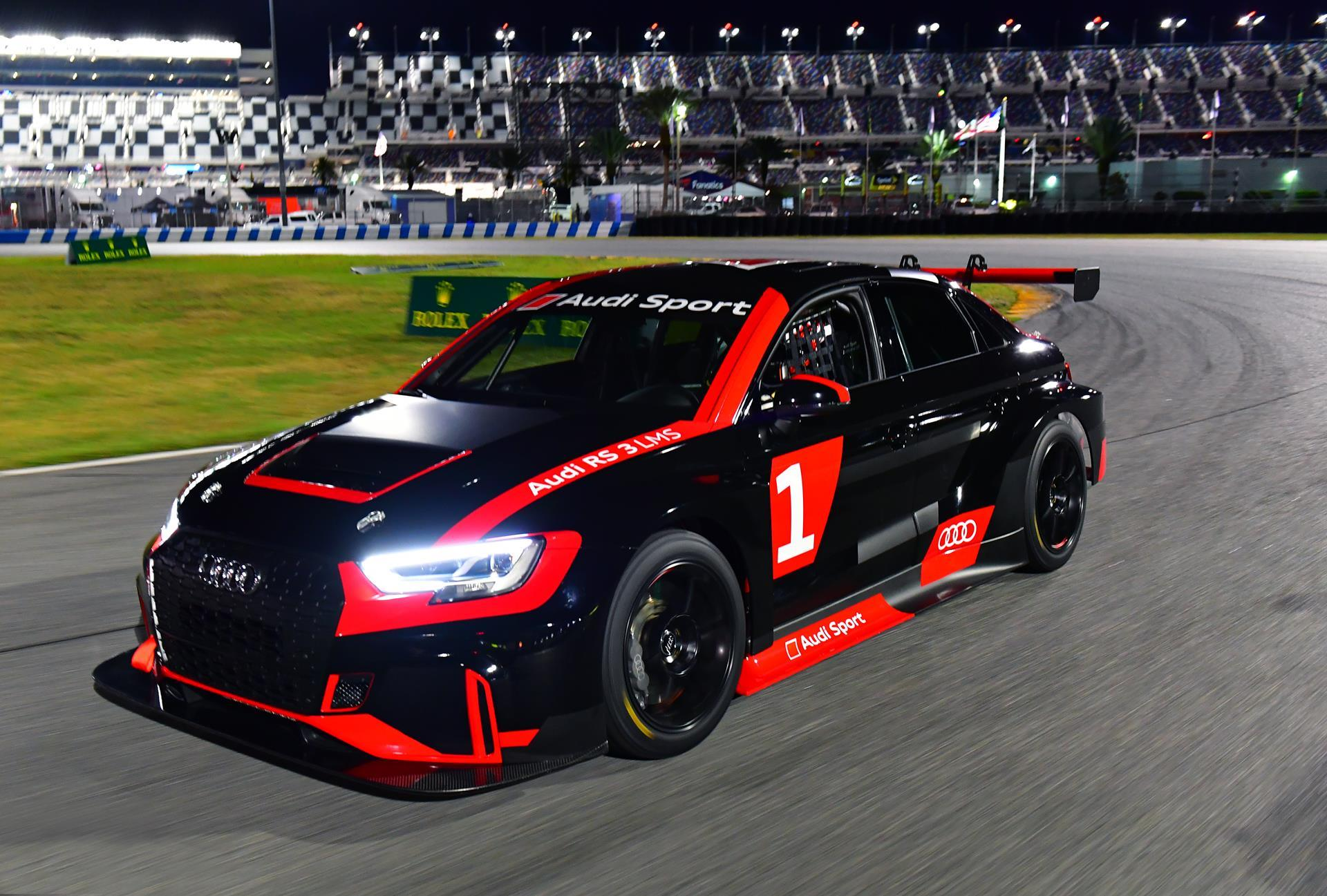 2017 Audi Sport Rs 3 Lms News And Information Research And Pricing