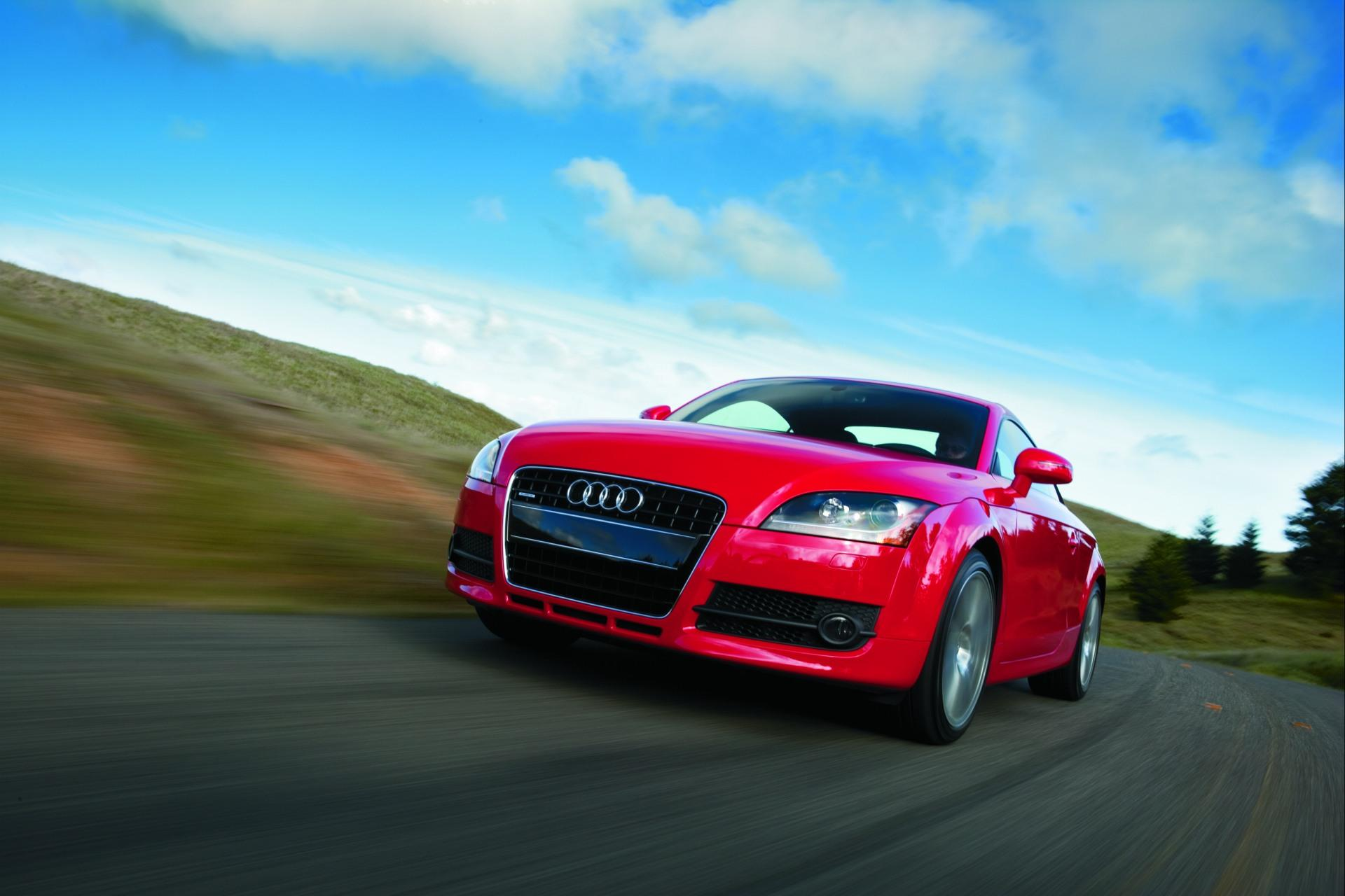 2009 audi tt news and information. Black Bedroom Furniture Sets. Home Design Ideas