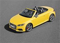 2015 Audi TTS Roadster image.