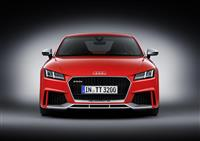 2017 Audi TT RS Coupe image.