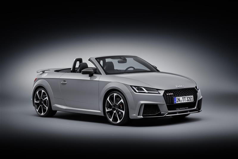 2017 Audi Tt Rs Roadster Image Photo 16 Of 38