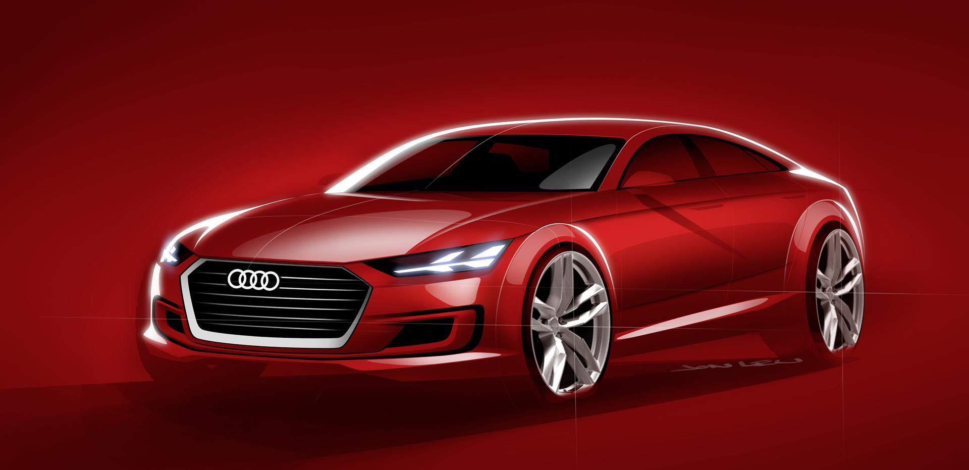 2014 Audi Tt Sportback Concept Pictures News Research