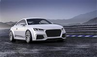 Popular 2014 TT quattro sport Concept Wallpaper