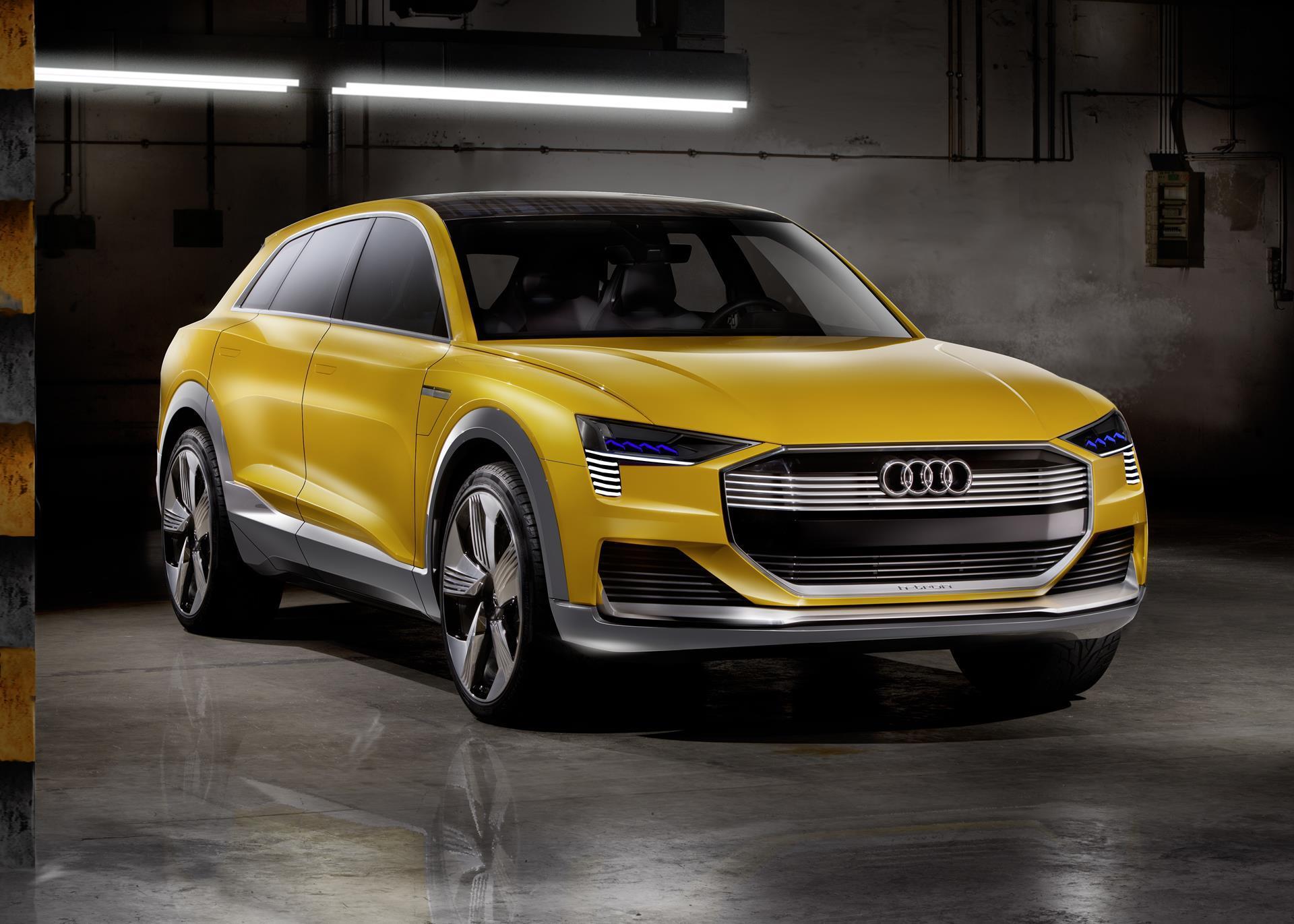 2016 Audi H-tron Quattro Concept News And Information