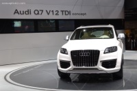 Popular 2007 Q7 V12 TDI Concept Wallpaper