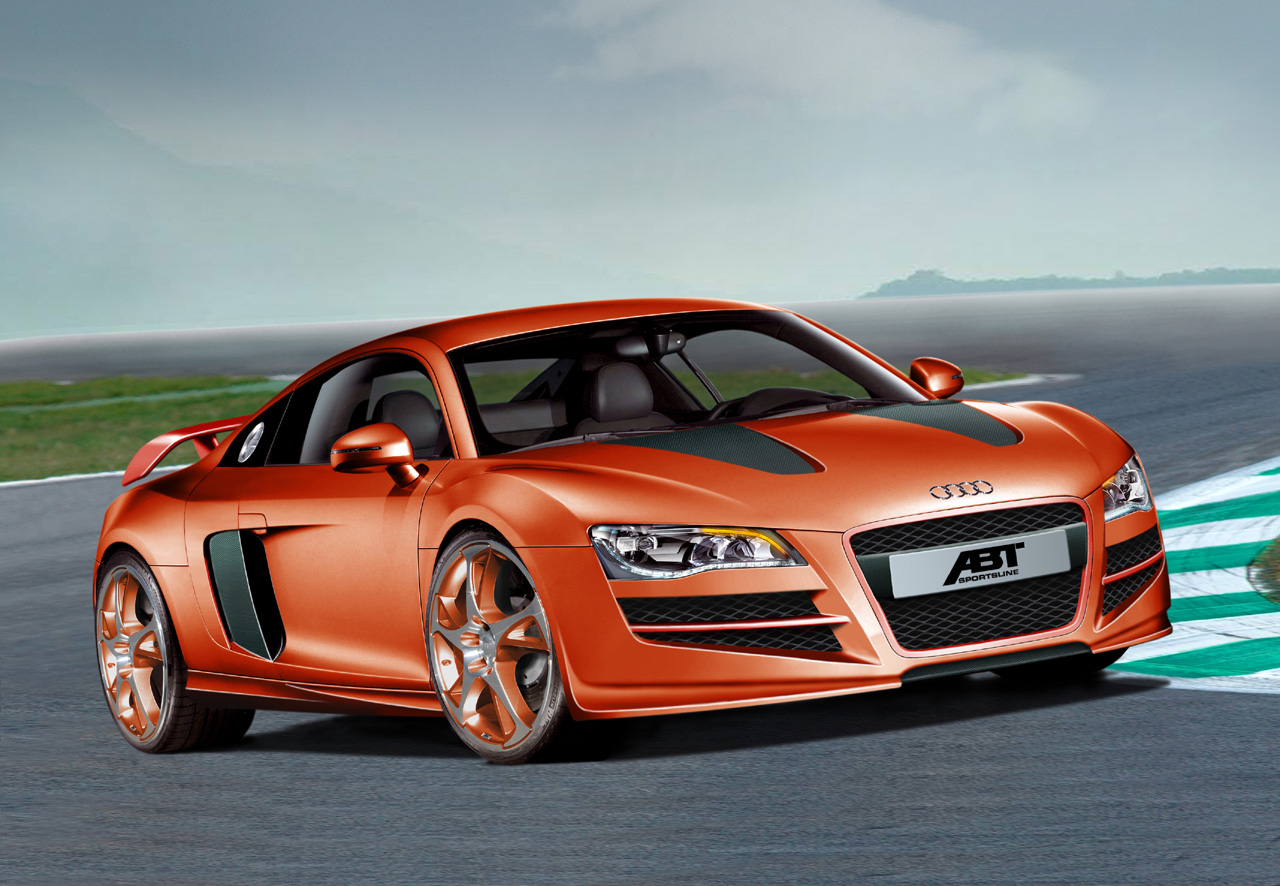 2007 ABT R8 History, Pictures, Sales Value, Research and News