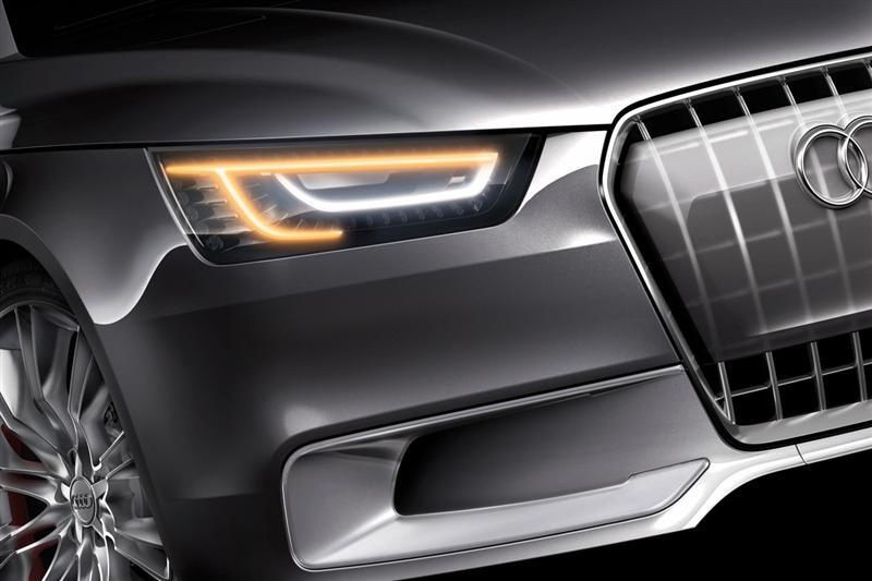 2009 Audi A1 Sportback Concept