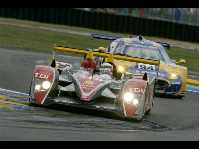 2008 Audi R10