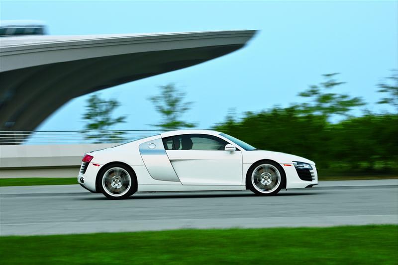 2009 Audi R8