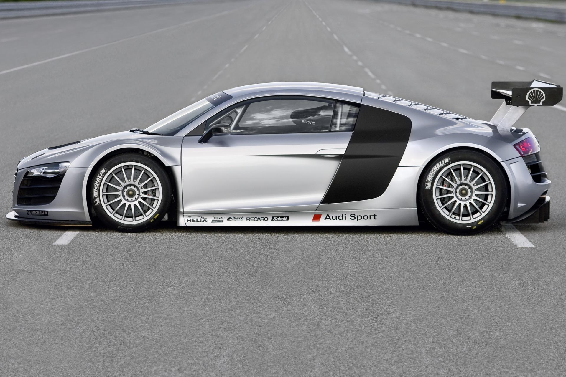 2008 Audi R8 Gt3 News And Information Conceptcarz Com