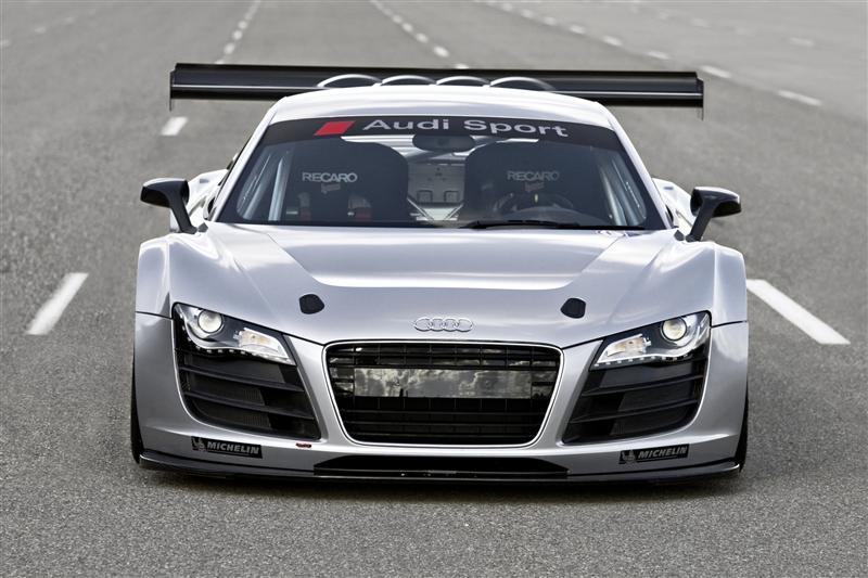 2008 Audi R8 GT3