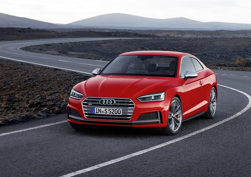 2017 Audi S5 Coupe Image Photo 27 Of 36