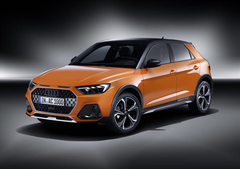 2019 Audi A1 Citycarver News And Information