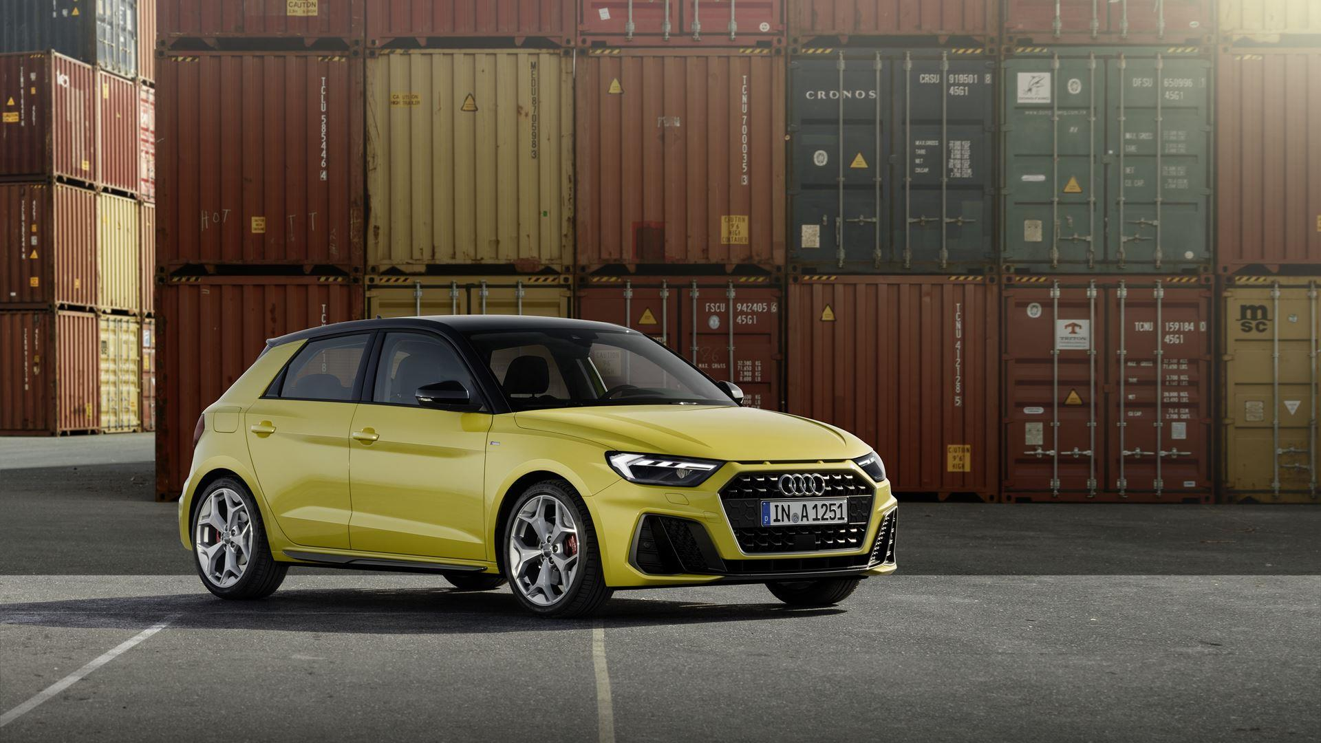 2019 audi a1 sportback technical and mechanical specifications. Black Bedroom Furniture Sets. Home Design Ideas