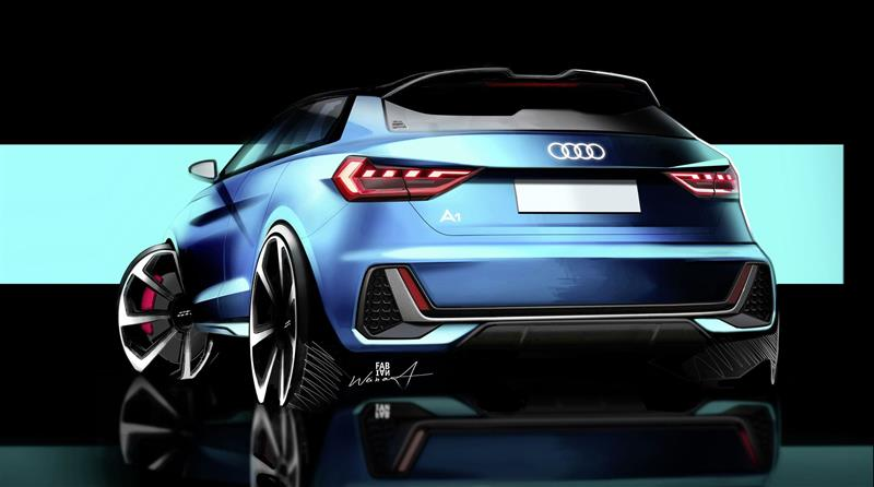 2019 Audi A1 Sportback Image Photo 35 Of 44