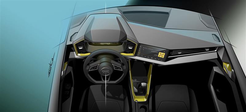 2019 Audi A1 Sportback Images Conceptcarz Com