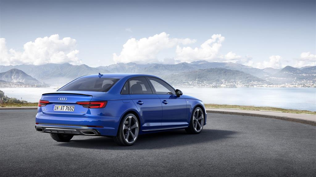 2019 Audi A4 Technical And Mechanical Specifications