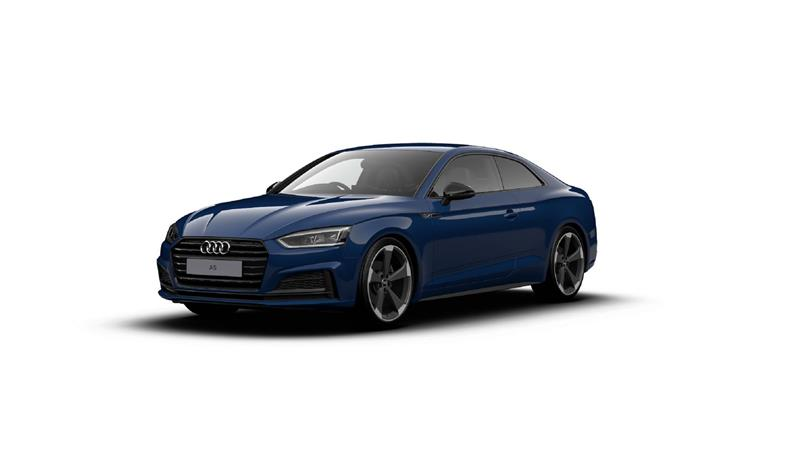 2019 Audi A5 Black Edition News And Information