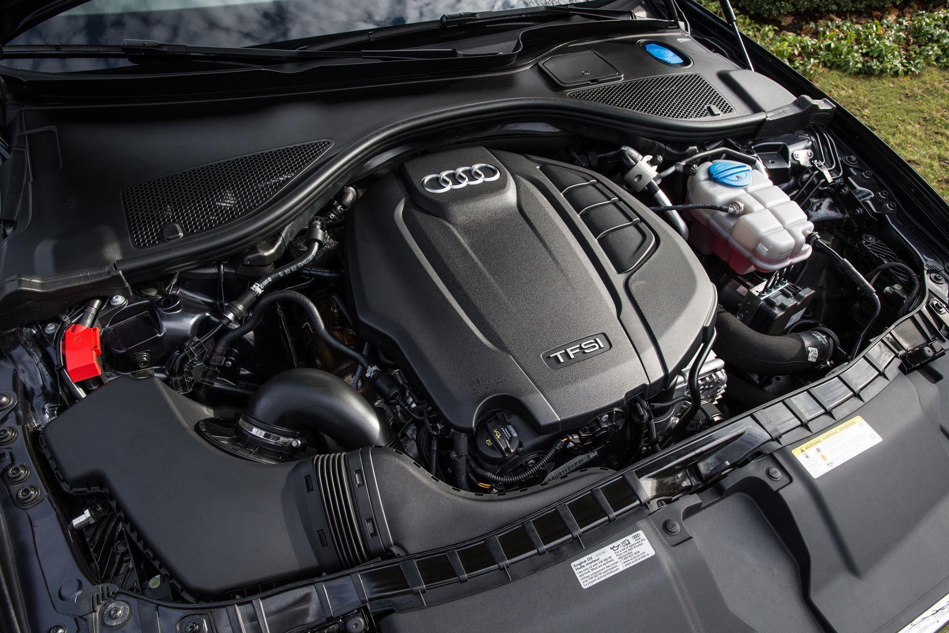 2018 Audi A6