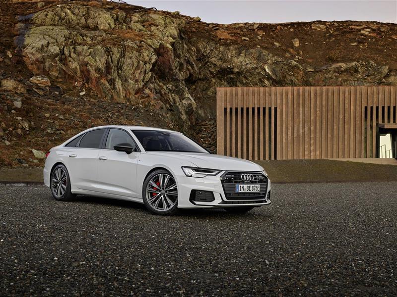 2020 Audi A6 55 TFSI e
