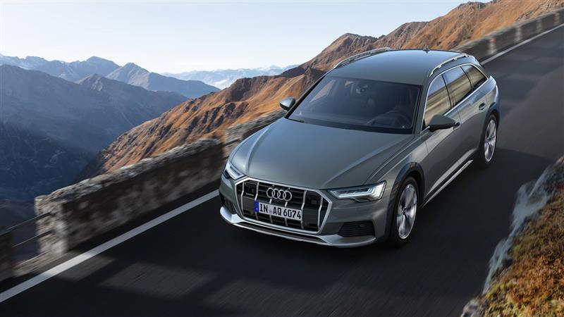 2019 Audi A6 allroad quattro