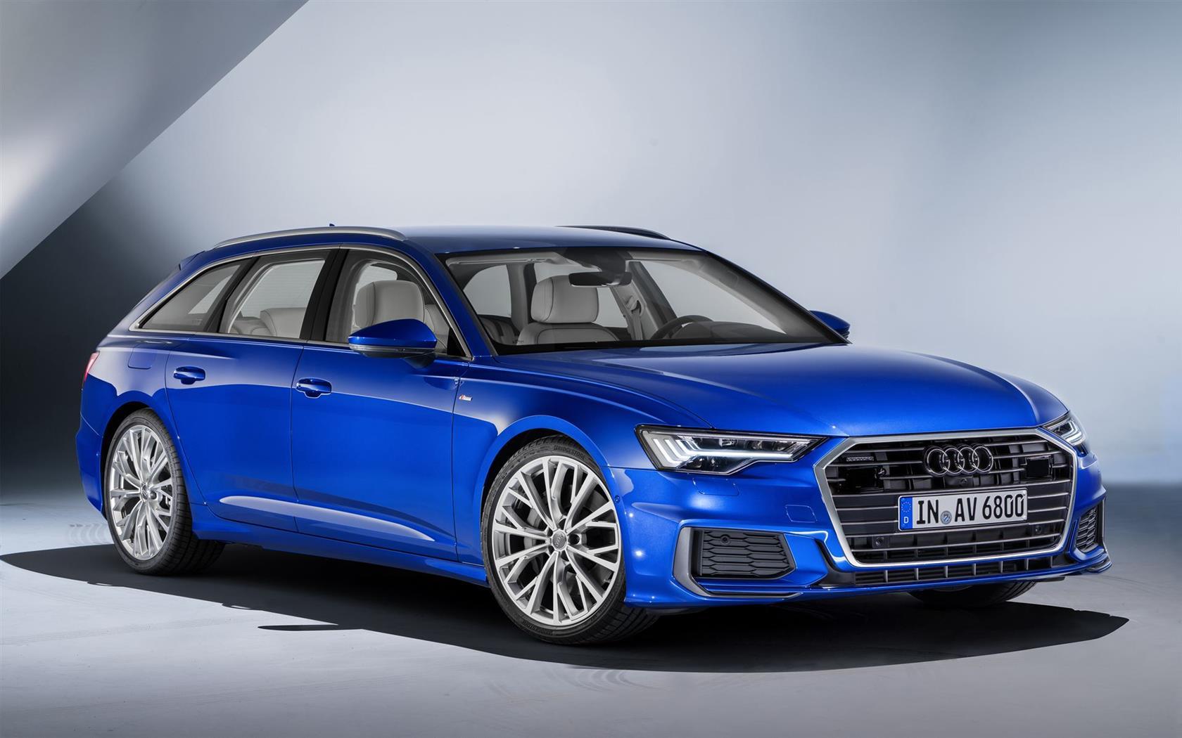 2018 Audi A6 Avant