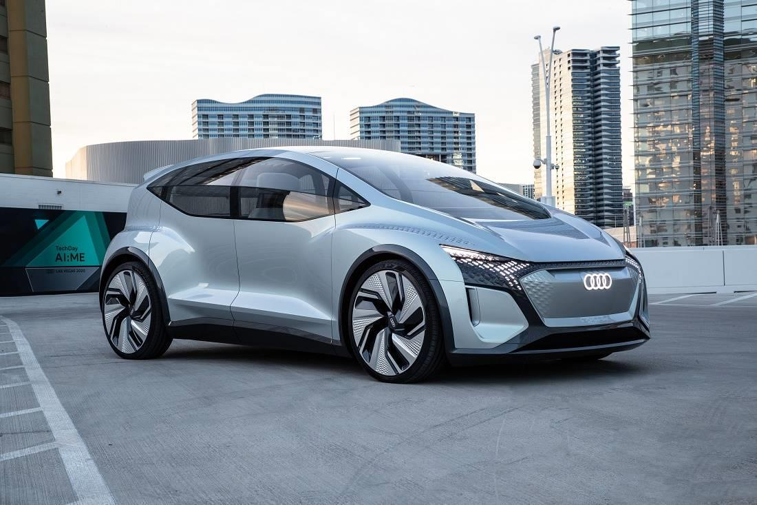 2020 Audi Ai Me Concept News And Information Research And Pricing