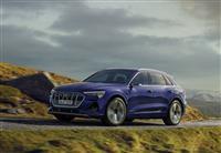 Popular 2020 Audi e-tron 50 quattro S Wallpaper