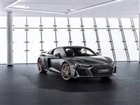 Popular 2020 Audi R8 V10 Decennium Wallpaper