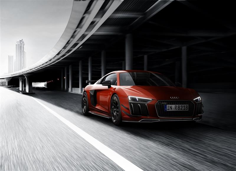 2018 Audi R8 V10 Plus Coupe Limited Edition News And Information