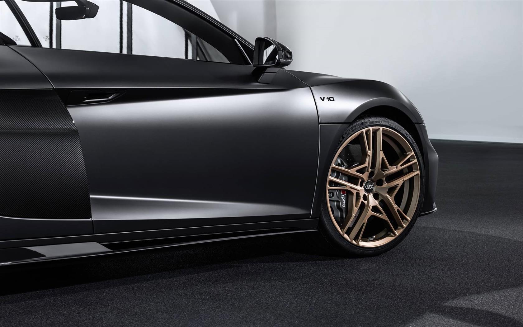 2019 Audi R8 Decennium