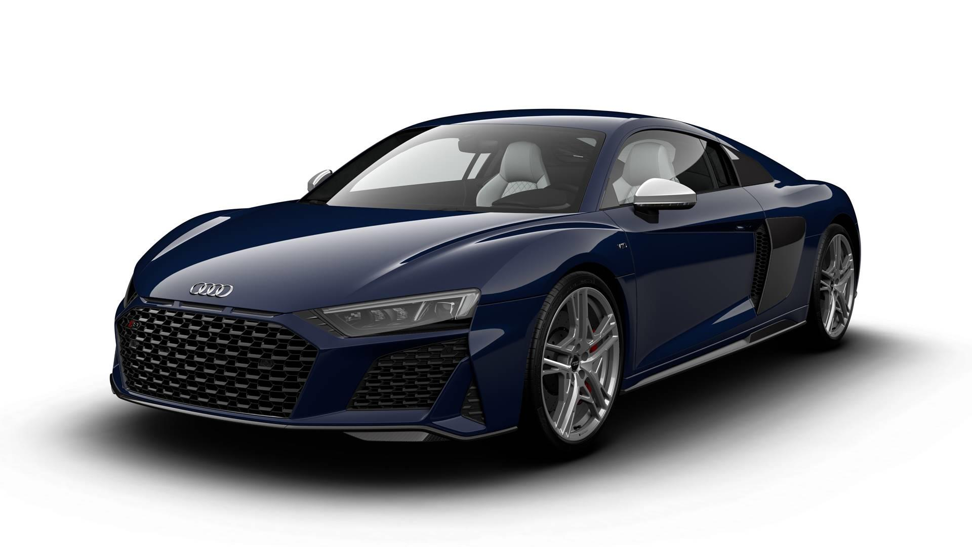 2021 audi r8 v10 limited edition news and information