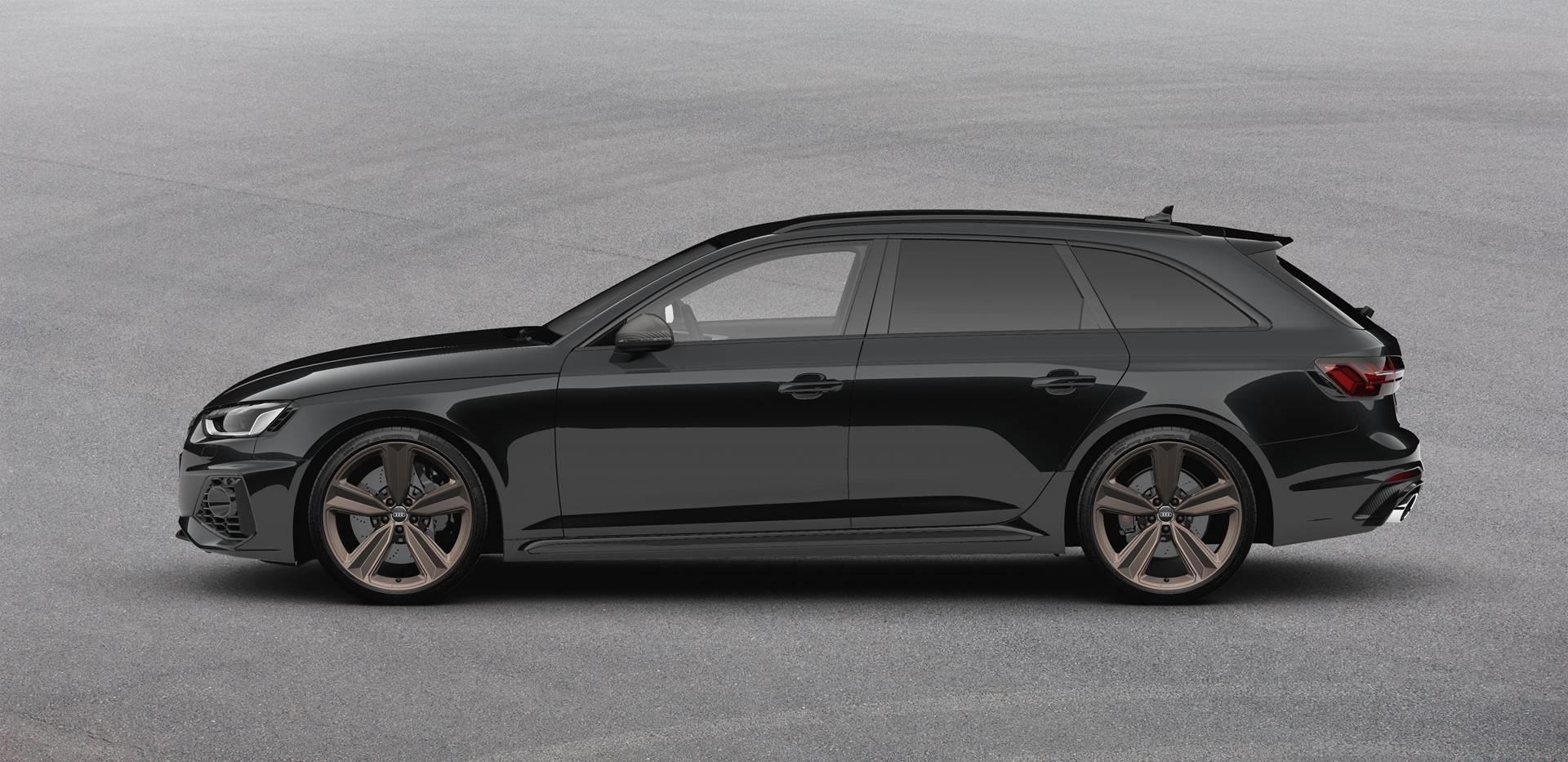 2020 Audi Rs 4 Avant Bronze Edition News And Information