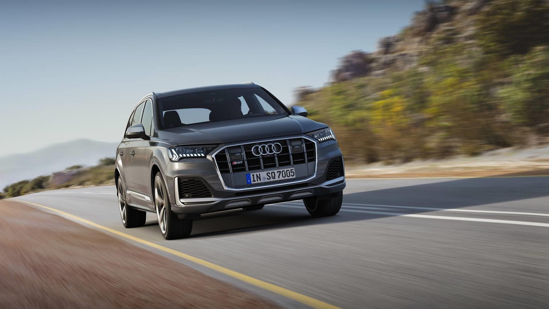 2020 Audi Sq7 Tdi News And Information Conceptcarz Com